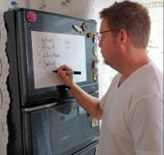 Доска на холодильник - почему она не выходит из моды?