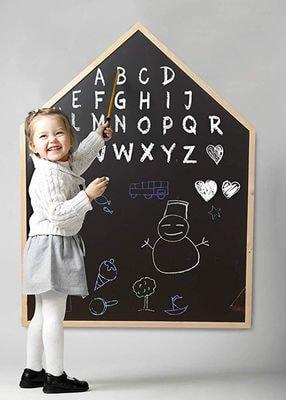 """Магнитная Детская доска для рисования """"ДОМИК В РАМКЕ"""" (фото, Магнитная детская доска для рисования"""