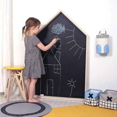 """Магнитная Детская доска для рисования """"ДОМИК В РАМКЕ"""" (фото, Магнитная детская доска для творчества и рисования"""